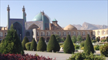 Main square in Isfahan